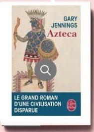 Azteca, de Gary Jennings,