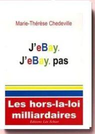 J'eBay, j'eBay pas de Marie-Thérèse Chedeville