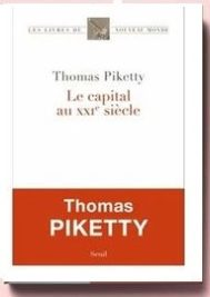 Le capital au XXIe siècle. Thomas Piketty.