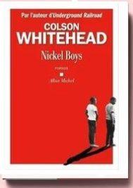 Nickel Boys - Whitehead Colson