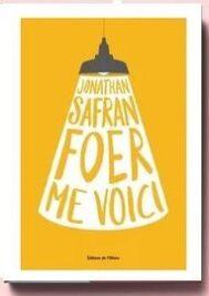Me voici Livre de Jonathan Safran Foer