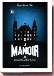 Le Manoir, Tome 1 - Liam Et La Carte D'éternité